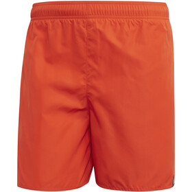 adidas Solid SL Short Homme, active orange